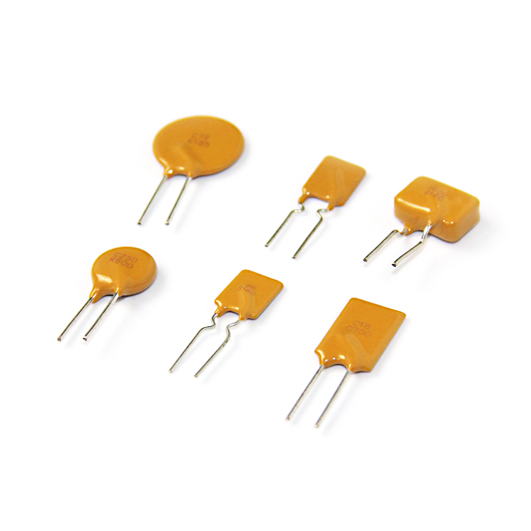 250V-300 IH 0.3A IT 0.6A 250V 10s 1W Rmin 1.5 Ohm 250V Series thermistor PPTC resettable PolySwitch PTCs fuse  THT