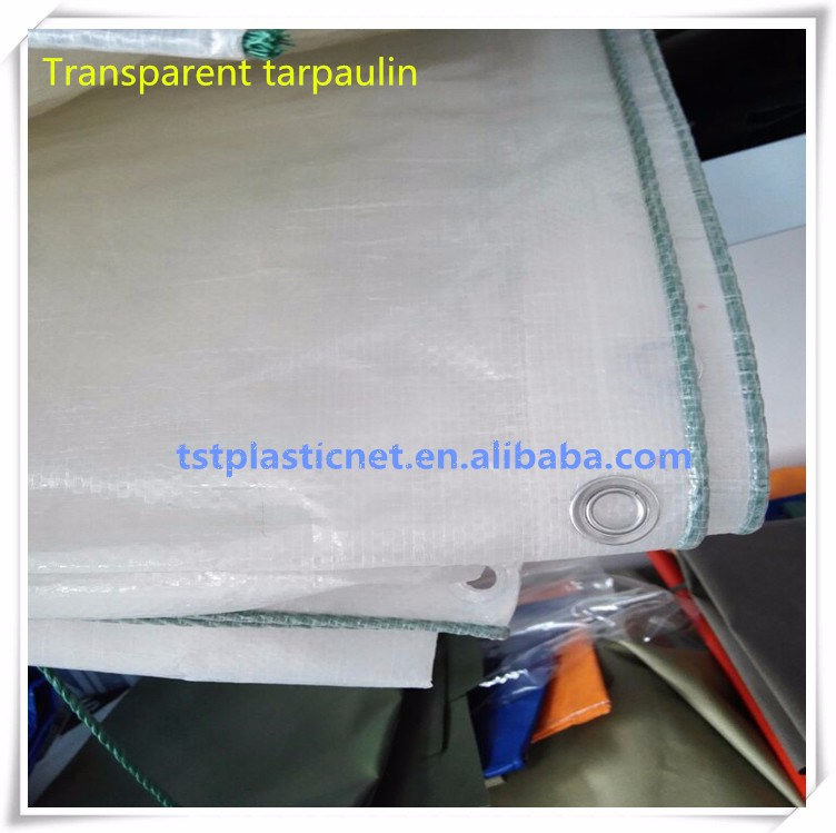 10Mil Waterproof Durable 18x22inch Blue PE Tarpaulin