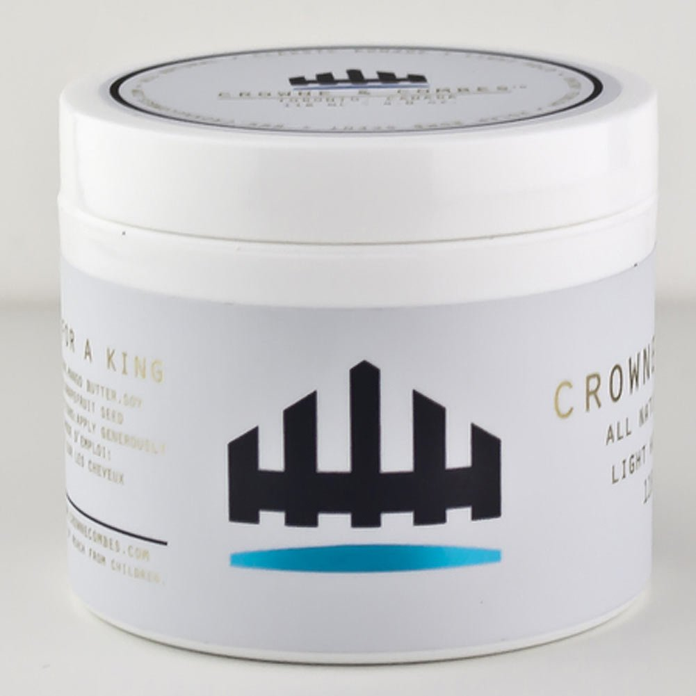 Crowne & Combes All Natural Classic Pomade 4oz