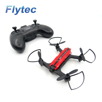 Flytec T18 Drone Wifi FPV Mini Drone 6 axle 2.4GHz 4 Channels RC Racing Quadcopter Camera FPV