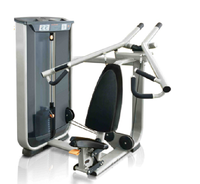 shoulder press machine gym equipment bodybuilding hoist fitness