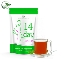 Skinny Mint Herbal Teatox Private Label True Beauty Weight Loss Quick Slim Fast Fit Chinese Lotus Slimming Diet Tea / Skinny Tea