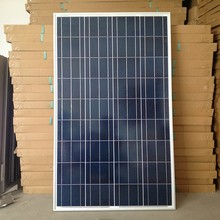 hot sale solar panel 150w polycrystalline for on grid system