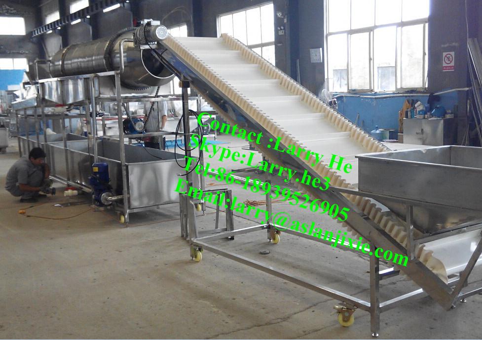 آلة تجفيف الغسيل الزبيبالذهب/ آلة تنظيف الفاكهة المجففة/ الغذاءالبرقوق المجفف غسالة التجفيف