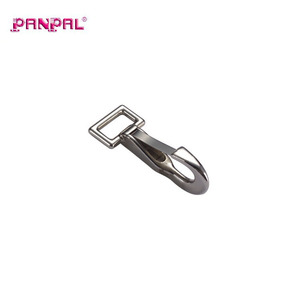 China Manufacture Fixed Square Eye Loop Champion Snap Hook