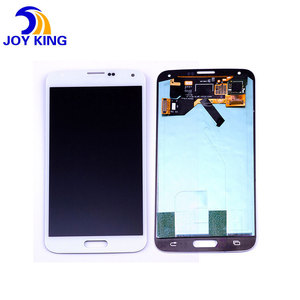 For Samsung Galaxy S4 i9500 i9505 i9506 i337 LCD display, for S4 Lcd Touch Screen Digitizer Assembly, for S4 lcd complete