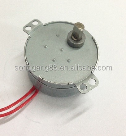 cooling fan heating machine microwave oven ac synchronous motor SD-83-516