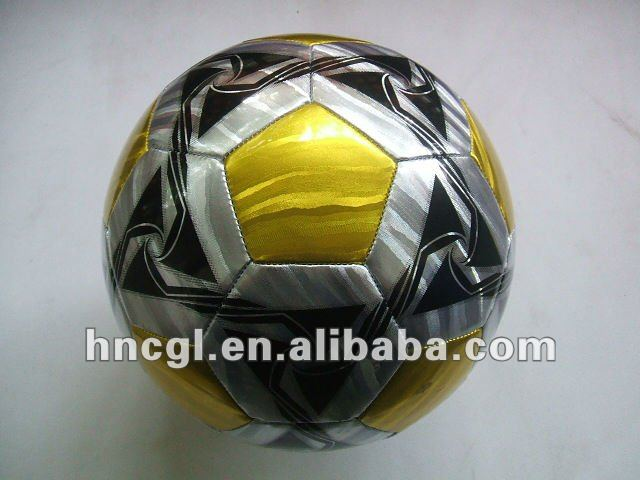 machine stitched official size soccer balls 2012