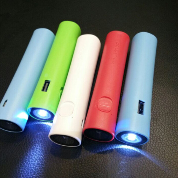 Charge power bank 2600mah with customized logo, portable power bank with customized logo for cell phone, promoton gift