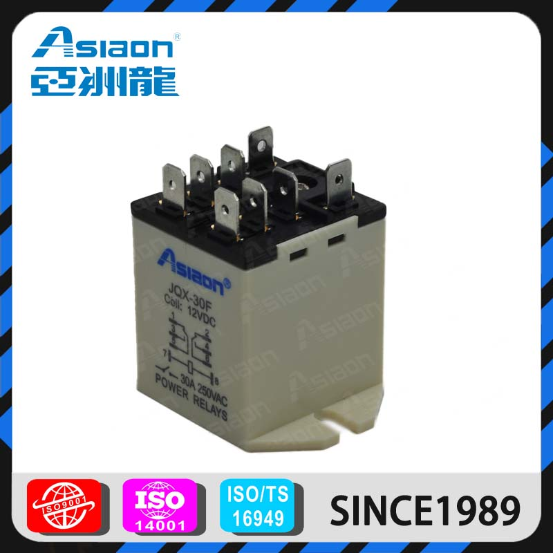 ASIAON Reliable Quality 40A 220V Power Relay