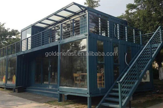 modulaire container restaurant prefab huizen product id 60168667278. Black Bedroom Furniture Sets. Home Design Ideas