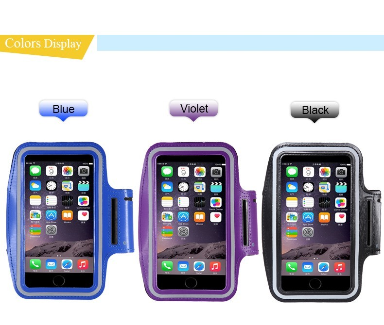 Fast Delivery Sport Neoprene Armband Case for iPhone 6S case