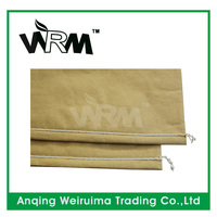 25KG Brown Kraft Paper and plastic compound chemicals bag