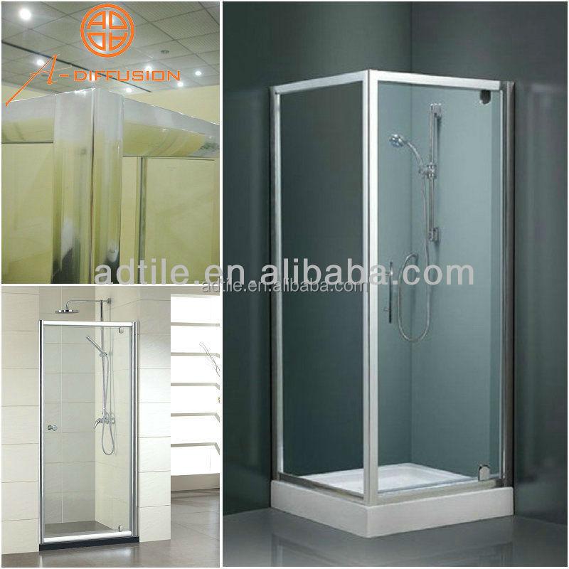 Shower Cubicle Pivot Hinge 6mm Glass Door Tempered On Alibaba Com