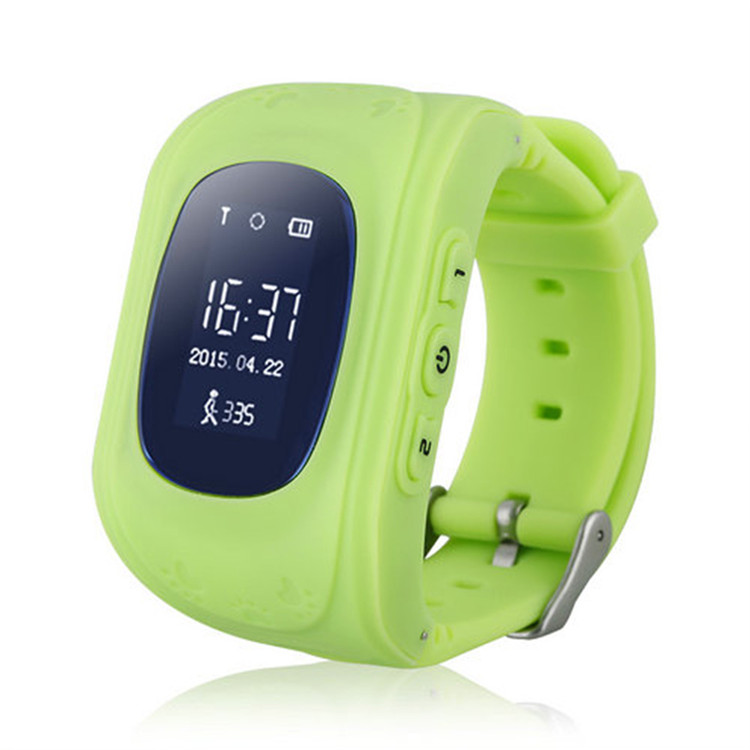 Factory price hot selling Anti-lost child watch,q50 bluetooth child kids gps watch for children gps tracker smart watch kids