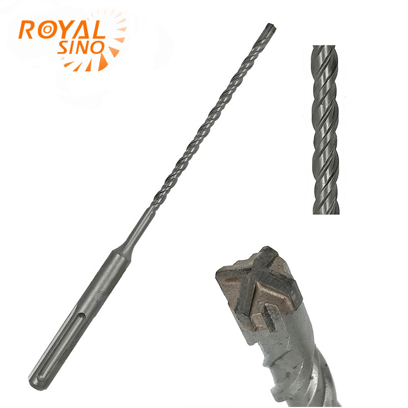 8 x 280mm sds <strong>max</strong> shank drill bit drilling for drilling stone