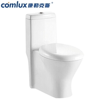 Promotion decorate one piece washing parts wc cheap toilet