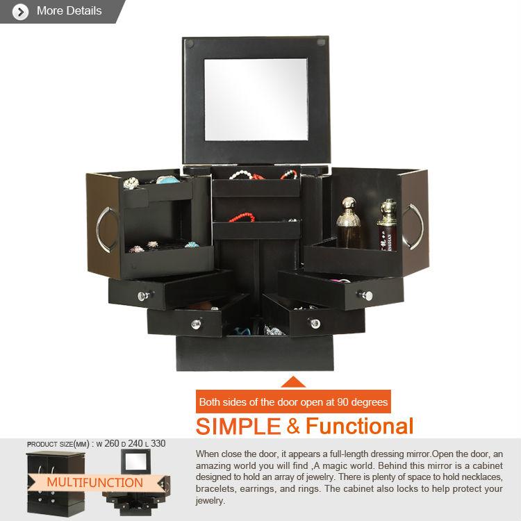 schminkspiegel make up spiegelschrank kosmetische. Black Bedroom Furniture Sets. Home Design Ideas