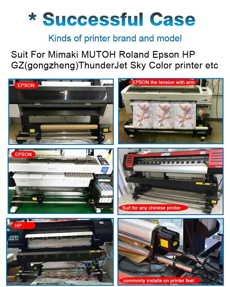 Print Media Nemen voor epson printer