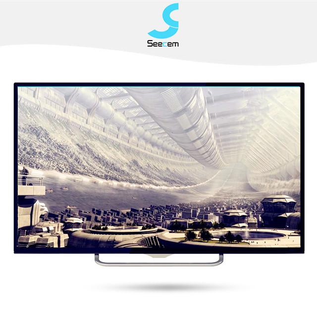49 55 אינץ UHD 4K חכם LED טלוויזיה נמוך מחיר Wifi טלוויזיות