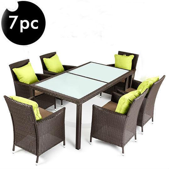 Muebles de mimbre baratos patio muebles de jardn mimbre for Muebles de exterior baratos