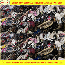 Sports Football Wholesale Shoes Second Hand Mix Used Export Shoes Quality Price