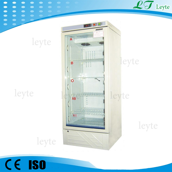 LTB-200 5 layers glass door refrigerator