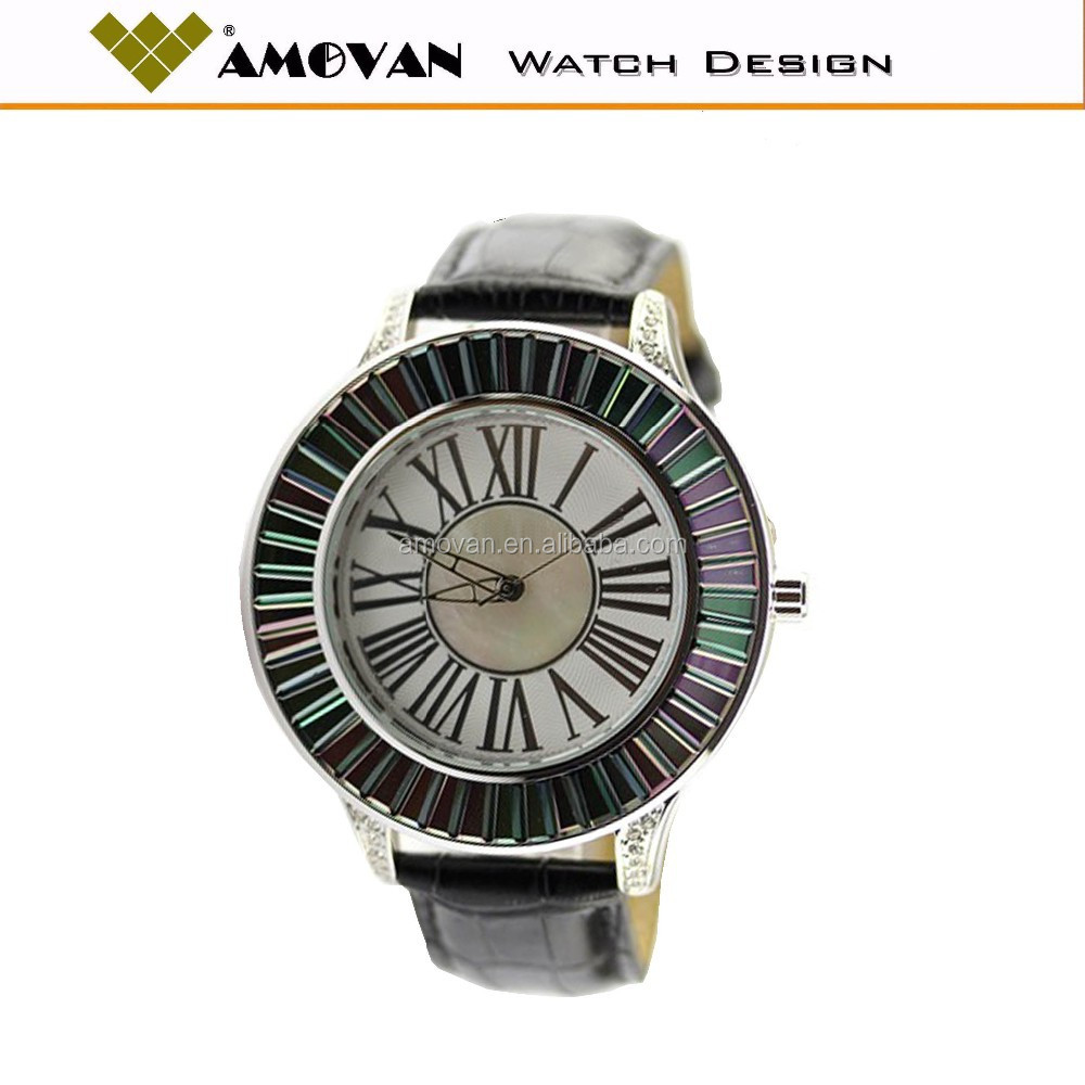 new product watch roman numerals women watches rhinestone diamond arm time quartz watch