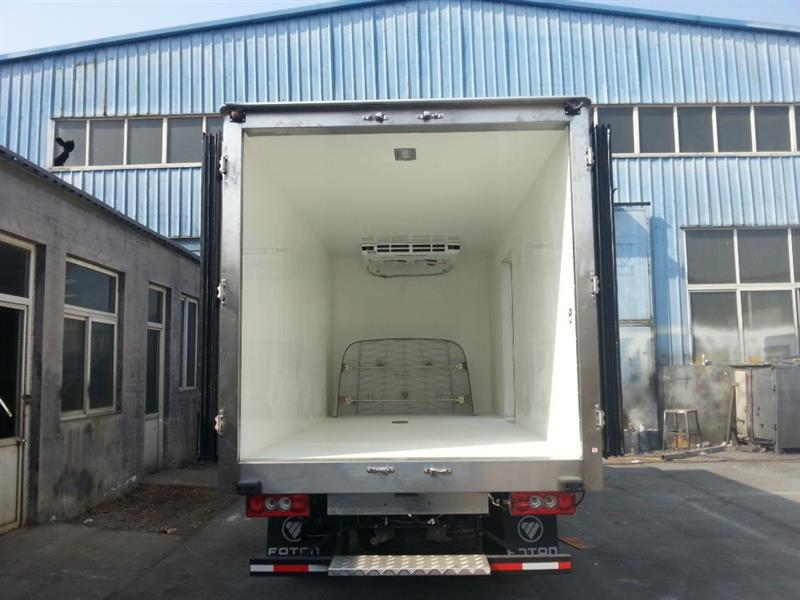 Frp Day Old Chicken Truck Transportation . Small Chick Truck Body ...