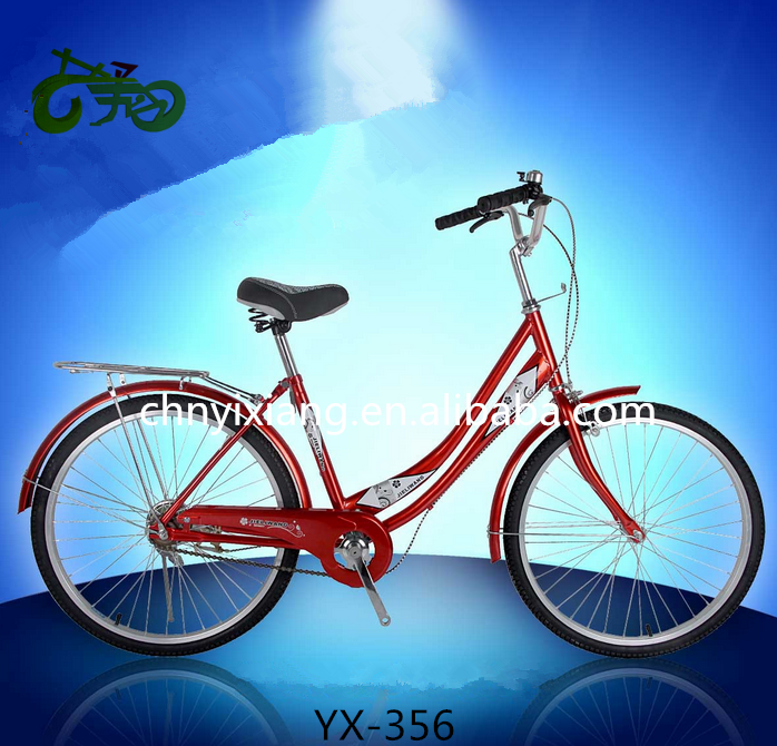 26'' road bike,lady bicycle,fixed gear students bibycle