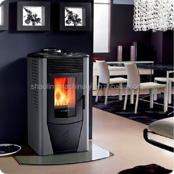 high efficient wood pellet stove china/ 24kw radiators pellet stove/ wood  burning stove - High Efficient Wood Pellet Stove China/ 24kw Radiators Pellet