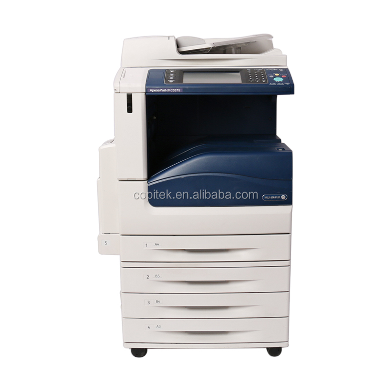 Used Copier Color Copier Machine laser printer A3 Copier for Sale C3375 IV