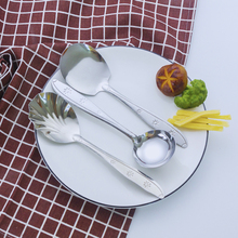 Silver Color Stainless Steel Baby Cutlery Set
