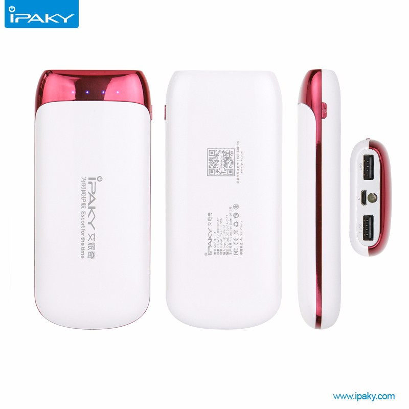 Shenzhen High Quality Cheap Price Best Portable Usb Power Bank Battery Charger 10000 Mah For Samsung