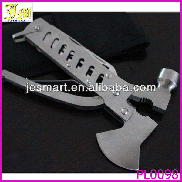 multi tool pliers axe with knife tools