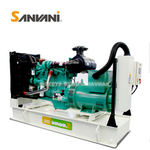 SC series 400kva soundproof diesel engine generator in china