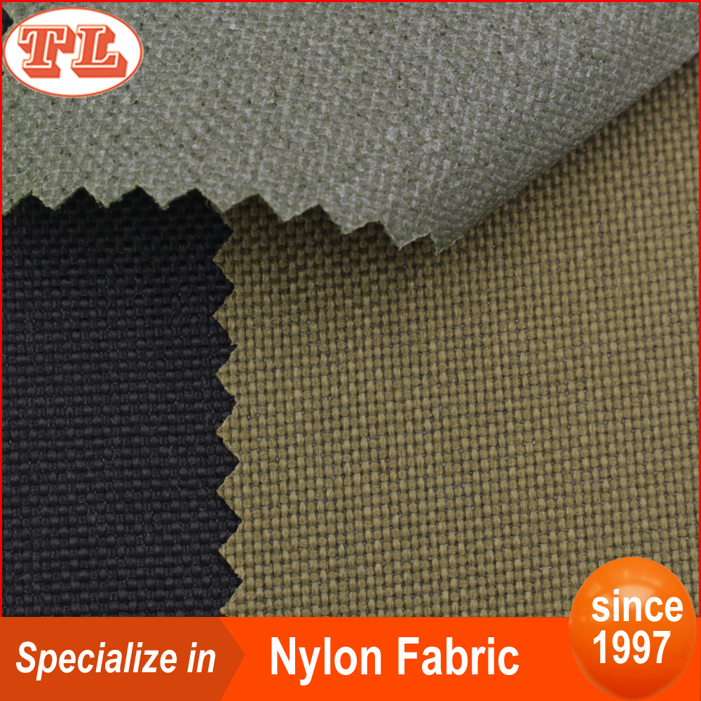 high strength ballistic nylon 1000D cordura nylon fabric with pu coated