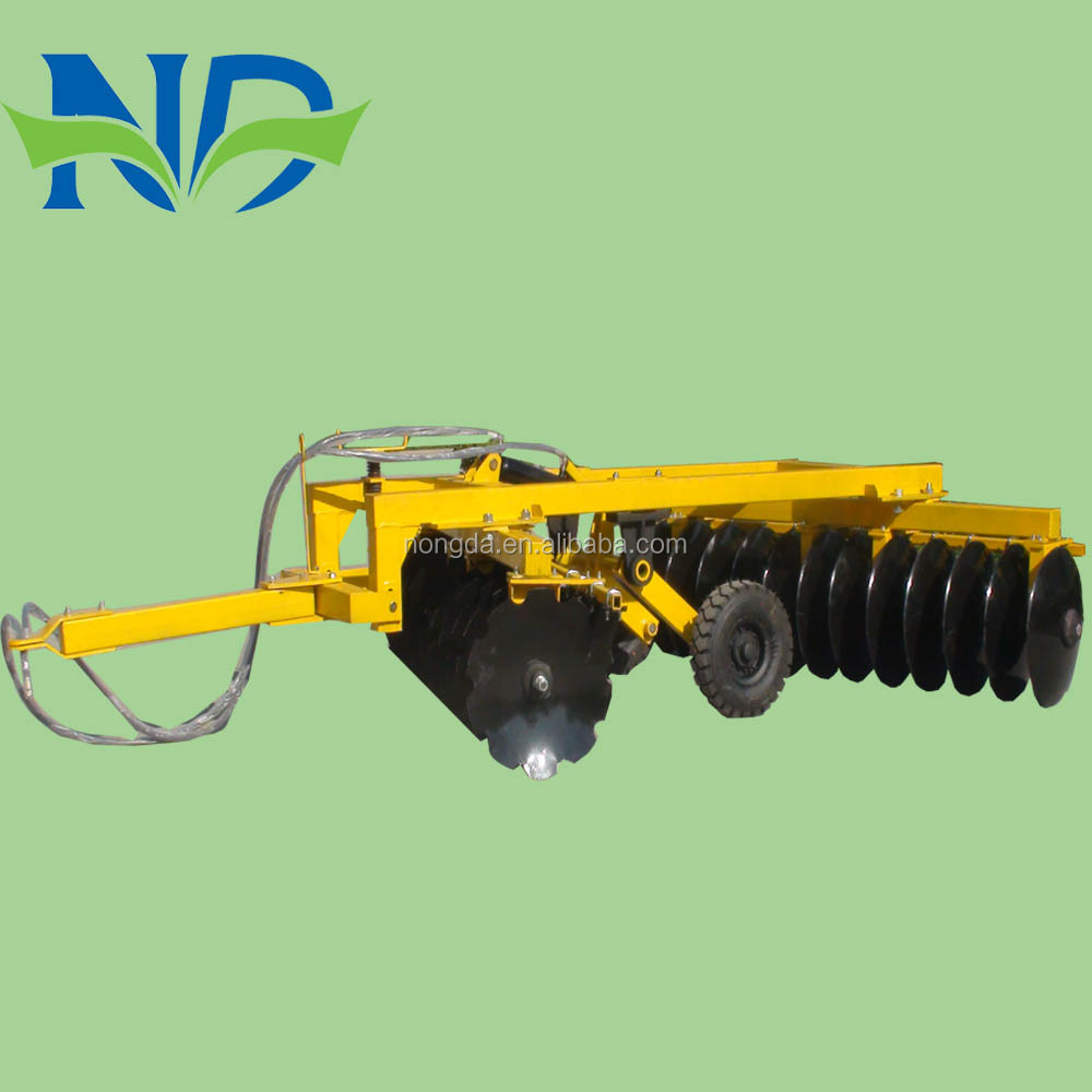 trailing disc harrow agricultural tools and uses