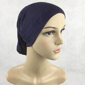 Wholesale muslim tube hijab cap fashionable bonnet hijab 2017