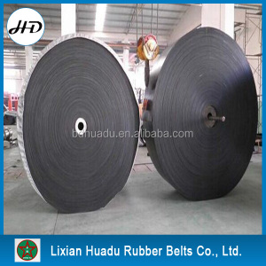 High quality concrete canvas EP conveyor belt with factory price