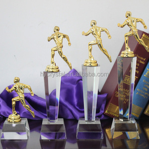 2017 crystal metal athletic awards and trophies