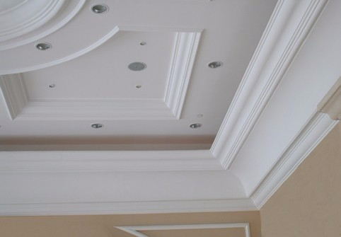 Ceiling Medallions Crown Moulding Good Price Beautiful New Modern ...