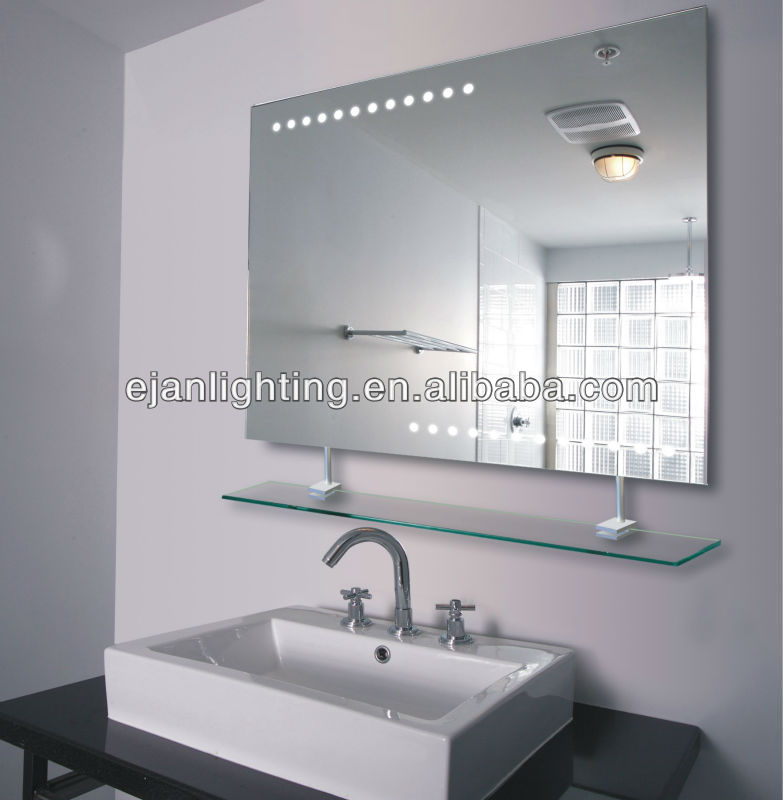mirror acrylic mirrors product led gaacq high rbvaevfhvsaazw bathroom light wall quality antifogging from waterproof crystal front