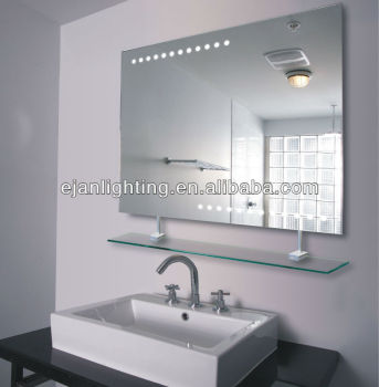 Large LED Bathroom Mirrors UK