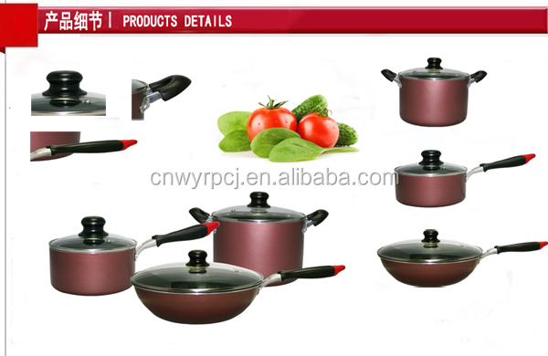 New Arrival Kitchenware And Well Equipped Kitchen Cookware ...