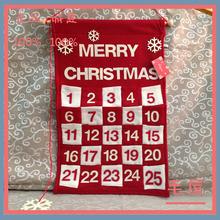 Krásny adventný kalendár