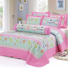 china suppliers wholesale 100% cotton kids comforter sets bedsheet bedding set