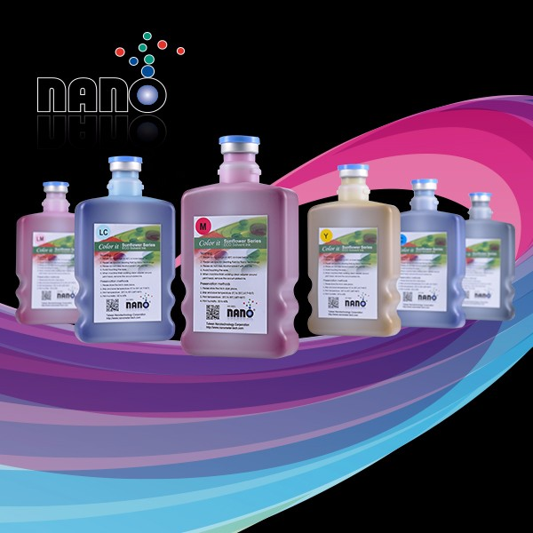 Original Nano pigment manufacturers Eco solvent ink for Roland Mutoh Mimaki printer