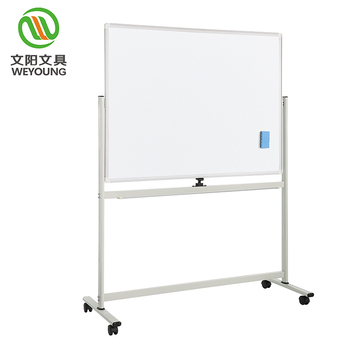 large mobile magnetic whiteboard with stand portable dry erase