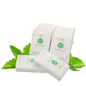 Cool mint facial tissue soft pack special pocket tissue for rhinitis